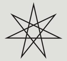 Elven Star, Perfection & Protection, Heptagram,  by nitty-gritty