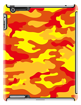 Camouflage (Fire) by MrFaulbaum
