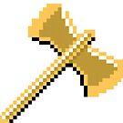 8 Bit Golden Axe by The Eighty-Sixth Floor