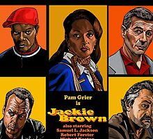 Jackie Brown by welcomezampi