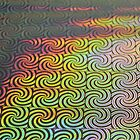 Colored Swirl Papttern by Schoolhouse62