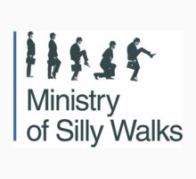 Ministry of Silly Walks by krep