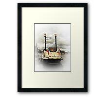 The New Orleans at Henley, UK Framed Print