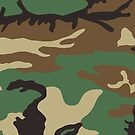 Cool Camouflage Pattern by iEric