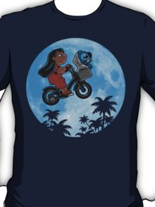 Stitch Phone Home T-Shirt