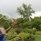 Life's a bubble. by Alice Kahn