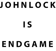 Johnlock is endgame by rachellealvarez