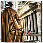 Wall Street, New York City by crashbangwallop