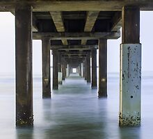 Under the pier by psankey