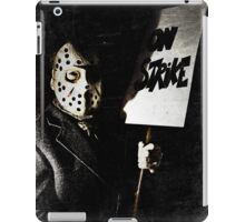 but i don't want to work the holidays iPad Case/Skin