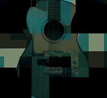 Teal We Play Again by Eric Rasmussen