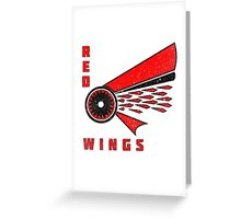 Wings For Charity! Greeting Card