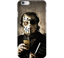 it's not all stab stab slash stab iPhone Case/Skin