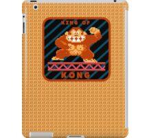 King of Kong iPad Case/Skin