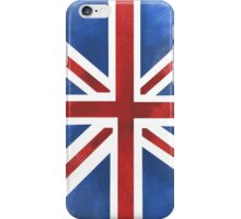 UK Beer Flag iPhone Case/Skin