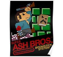 Super Ash Bros. (Poster, Etc.) Poster