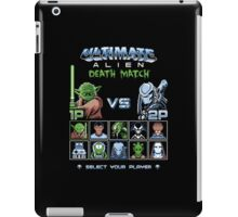 Ultimate Alien Death Match iPad Case/Skin