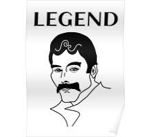 FM Legend Poster