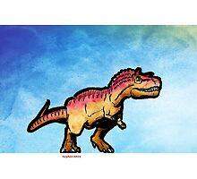 Carnotaurus by Bret Taylor