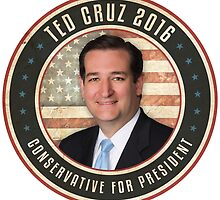 Ted Cruz 2016 by morningdance