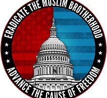 Eradicate The Muslim Brotherhood by morningdance