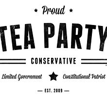 Tea Party Conservative by morningdance