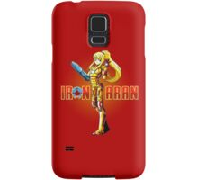 Iron Samus Samsung Galaxy Case/Skin