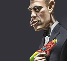 Daniel Craig by arievanderwyst