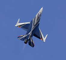 Belgian F-16 by TomGreenPhotos