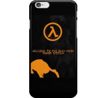 Half Life Black Mesa iPhone Case/Skin