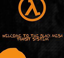 Half Life Black Mesa by AgeofEvolution