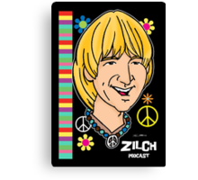 """Zilch Podcast! """"For Pete's Sake"""" Canvas Print"""