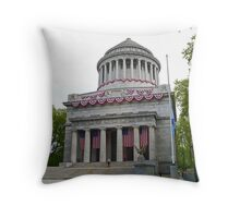 General Grant's Mausoleum, New York, N.Y., USA Throw Pillow