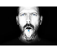 Dr. House Photographic Print