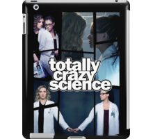 Orphan Black - Totally Crazy Science iPad Case/Skin