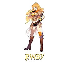 RWBY-Yang Photographic Print