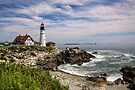 Portland Head Lighthouse by njordphoto