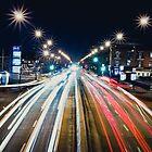 Light Streams by Michael Vesia