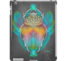 The Darkest Night Will End and the Sun Will Rise (Scarab) iPad Case/Skin