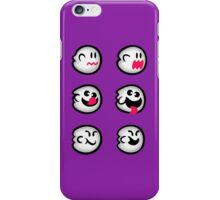 Boo Diddly Set iPhone Case/Skin