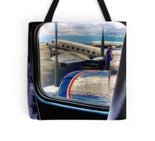 Scene from the Golden Age of Flight  in Color Tote Bag