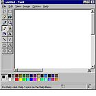 Microsoft Paint Blank Screen by toastedstew