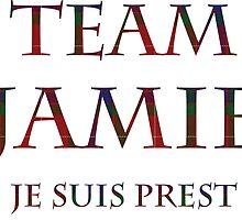 Team Jamie by Katherine Shepherdson