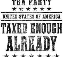 Taxed Enough Already by morningdance