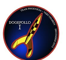 Dogepollo Mission Patch by gethisglare
