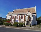 St Peters Anglican Church, Robe, South Australia by Margaret  Hyde