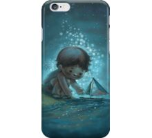 Sail On iPhone Case/Skin