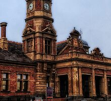 the train station marybourgh victoria by Brian Northern