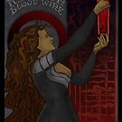 Klingon Blood Wine by merrypranxter