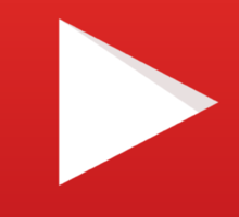 Youtube Play Button Sticker